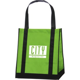 Apollo Grocery Tote Printed with Your Logo