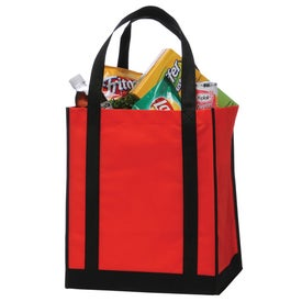 Apollo Grocery Tote for Marketing