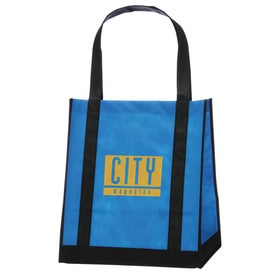 Printed Apollo Grocery Tote