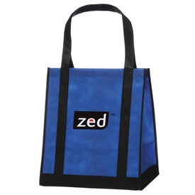 Apollo Non-Woven Grocery Tote Bag