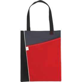 Advertising Angular Tote Bag