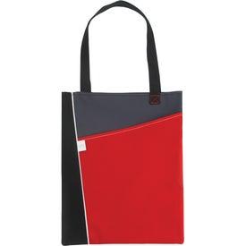 Advertising Angular Tote Bag
