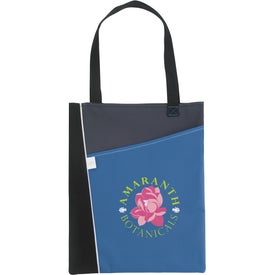 Customized Angular Tote Bag