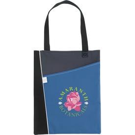 Customized Angular Tote Bag
