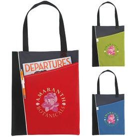 Angular Tote Bag for your School