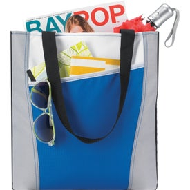 Color Accent Tote Bag Giveaways