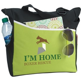 Printed Titro Smart Tote Bag