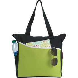 Titro Smart Tote Bag with Your Slogan