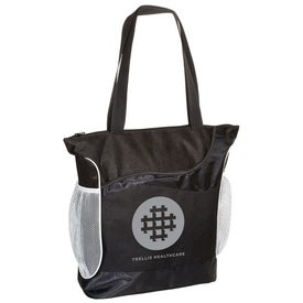 Advertising Athletic Two-Tone Tote