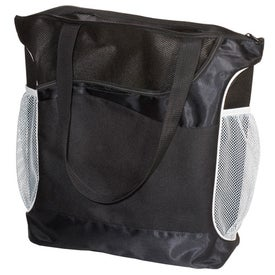 Athletic Two-Tone Tote