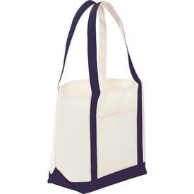 Atlantic Premium Cotton Boat Tote Bag for your School