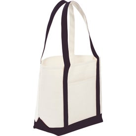 Atlantic Premium Cotton Boat Tote Bag Branded with Your Logo