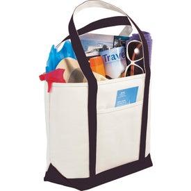 Atlantic Premium Cotton Boat Tote Bag for Customization