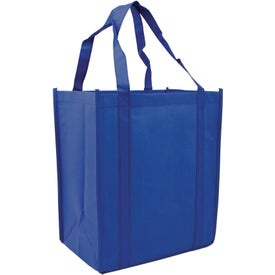 Customized Atlas Nonwoven Grocery Tote