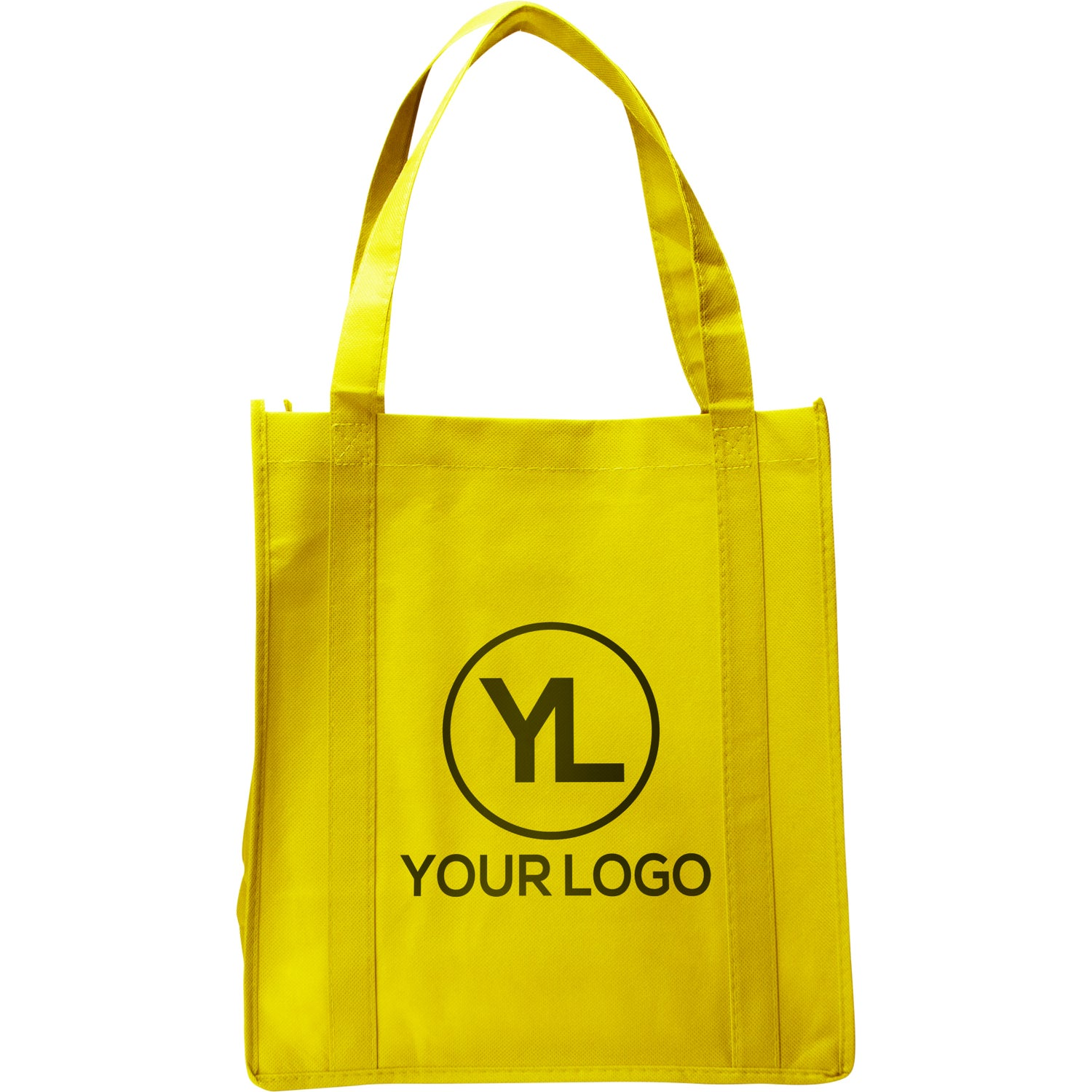 7a67886c8f5 Promotional Large Atlas Nonwoven Grocery Totes with Custom Logo for  1.22  Ea.
