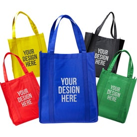 Atlas Nonwoven Grocery Tote (Large)