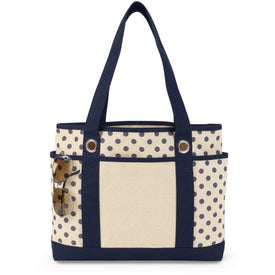 Personalized Audrey Fashion Tote Bag