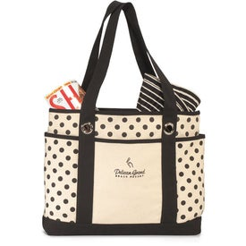 Audrey Fashion Tote Bag for Your Organization