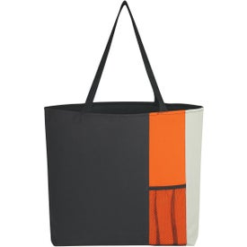 Branded Axis Tote Bag