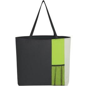 Logo Axis Tote Bag