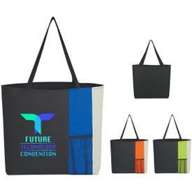 Axis Tote Bag Branded with Your Logo