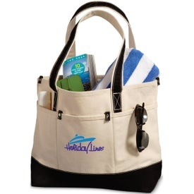 Bar Harbor Tote Bag