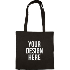 Branded Basic Cotton Tote