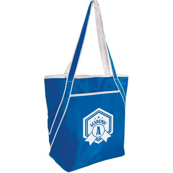 Blue Bay Cooler Tote Bag