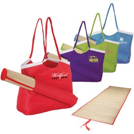 Sunshine Beach Tote and Mat