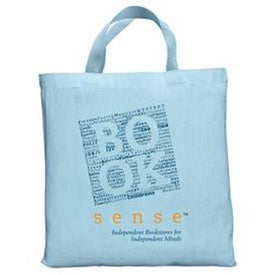 Imprinted Bell-Ringer Tote - Heavy Weight