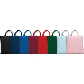 Monogrammed Bell-Ringer Tote - Heavy Weight