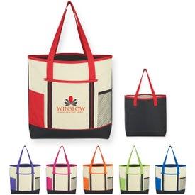 Personalized Berkshire Tote Bag