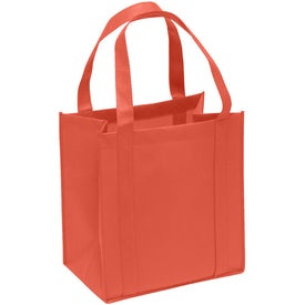 Branded Big Thunder Tote Bag
