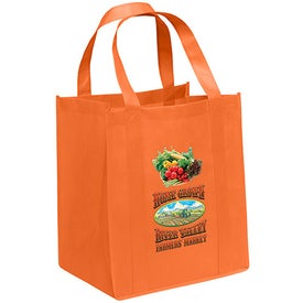 Big Thunder Tote Bag with Your Logo