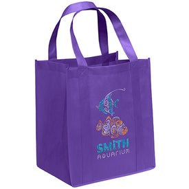 Big Thunder Tote Bag with Sparkle