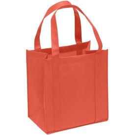 Monogrammed Big Thunder Tote Bag