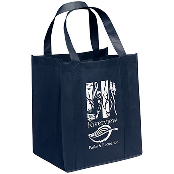 Promotional Big Thunder Tote Bags with Custom Logo for $1.29 Ea.
