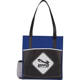 Branded Boardwalk Convention Tote Bag