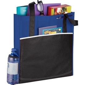 Promotional Boardwalk Convention Tote Bag