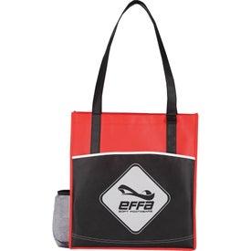 Monogrammed Boardwalk Convention Tote Bag