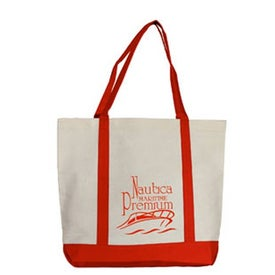 Boat Canvas Tote with Your Logo