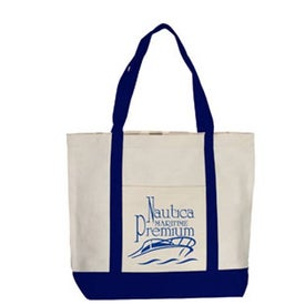 Boat Canvas Totes