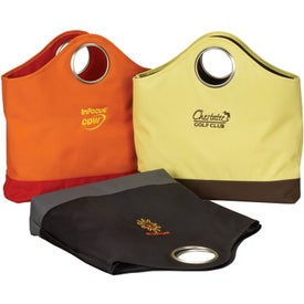 Personalized Boat Grommet Tote Bag