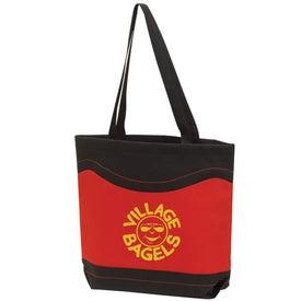 Personalized Breaker Tote Bag