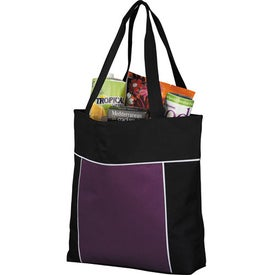 Broadway Business Tote Printed with Your Logo