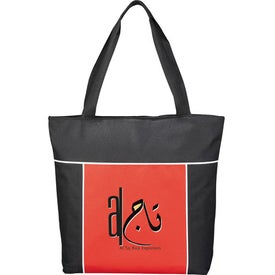 Imprinted Broadway Business Tote