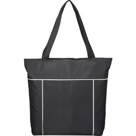 Broadway Business Tote Branded with Your Logo