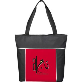 Printed Broadway Business Tote