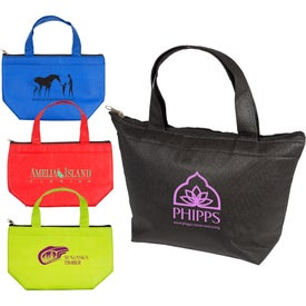 Budget Non-Woven Cooler Tote Bags