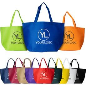Budget Non-Woven Shopper Tote Bag